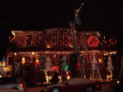 Best decorated houses in chicago